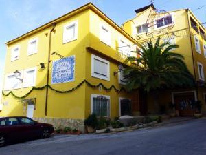 Casas Rurales Mariola y Assut, Vidiecke domy  Agres - big - 31