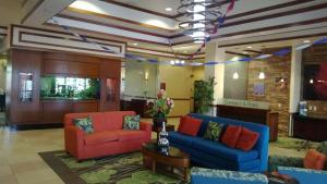 Fairfield Inn & Suites by Marriott Alamogordo, Hotely  Alamogordo - big - 16
