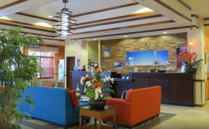 Fairfield Inn & Suites by Marriott Alamogordo, Hotely  Alamogordo - big - 17