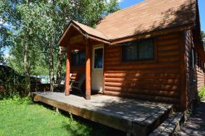 Daven Haven Lodge & Cabins, Лоджи  Grand Lake - big - 12