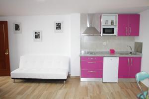 Apartamentos Vega, Ferienwohnungen  Huétor Vega - big - 8