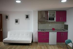 Apartamentos Vega, Ferienwohnungen  Huétor Vega - big - 7