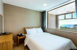 Rich Hotel, Отели  Чеджу - big - 15