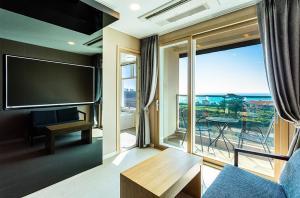Rich Hotel, Отели  Чеджу - big - 5