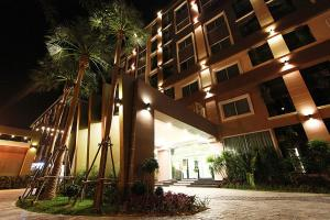 The Contrast i Hotel, Hotel  Pluak Daeng - big - 95