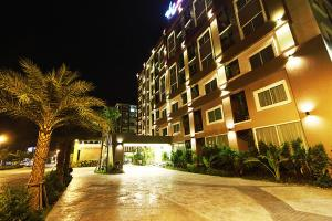 The Contrast i Hotel, Hotel  Pluak Daeng - big - 94