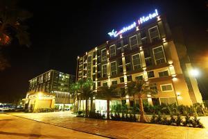 The Contrast i Hotel, Hotel  Pluak Daeng - big - 93