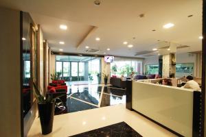 The Contrast i Hotel, Hotels  Pluak Daeng - big - 91