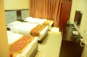 Wangsi Hotel, Hotely  Yajiang - big - 3