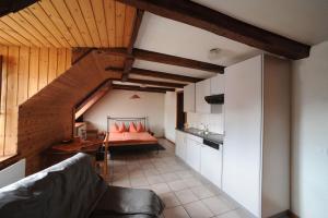 Chez Gilles, Hotely  La Chaux-de-Fonds - big - 4