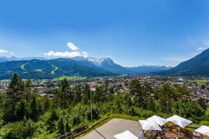 Landhotel und Berggasthof Panorama, Hotel  Garmisch-Partenkirchen - big - 33