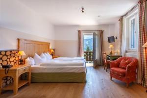 Landhotel und Berggasthof Panorama, Hotel  Garmisch-Partenkirchen - big - 16