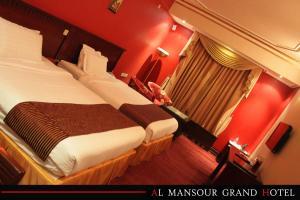 Mansour Grand Hotel, Hotely  Hafr Al Baten - big - 6