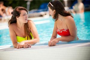 Hotel Caravelle Thalasso & Wellness, Hotels  Diano Marina - big - 39