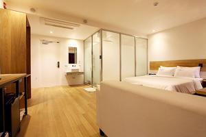 La Villa Hotel, Aparthotels  Seoul - big - 14