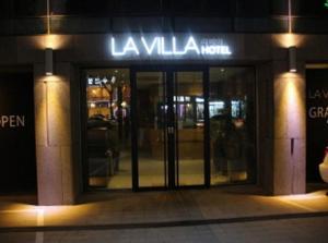 La Villa Hotel, Aparthotely  Soul - big - 1