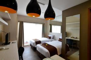 Student Park Hotel Apartment, Апарт-отели  Джокьякарта - big - 8