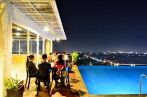 Student Park Hotel Apartment, Апарт-отели  Джокьякарта - big - 24