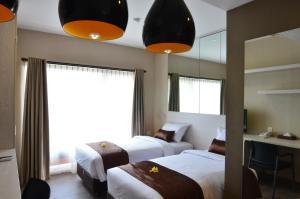 Student Park Hotel Apartment, Апарт-отели  Джокьякарта - big - 9