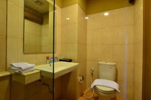 Student Park Hotel Apartment, Апарт-отели  Джокьякарта - big - 10