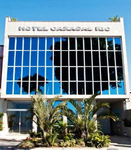 Hotel Caracas Rio Aeroporto Galeão, Hotely  Rio de Janeiro - big - 1