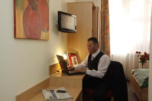 Hotel Barbara, Hotely  Freiburg im Breisgau - big - 14