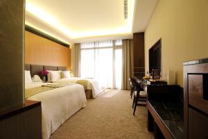 Fuli Hot Spring Resort, Szállodák  Jücsi - big - 2