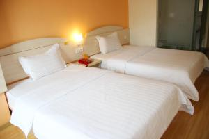 7Days Inn Wuhan Taihe Plaza, Hotel  Wuhan - big - 24