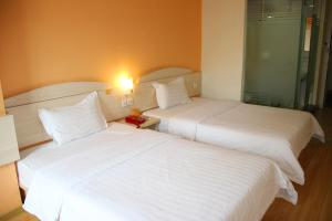 7Days Inn Wuhan Taihe Plaza, Hotel  Wuhan - big - 19