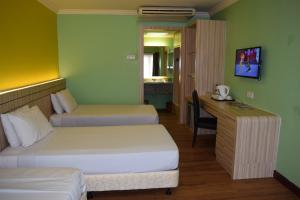 Bukit Merah Laketown Resort, Курортные отели  Simpang Ampat Semanggol - big - 7