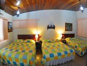 Hostal San Agustin Managua, Bed and Breakfasts  Managua - big - 17