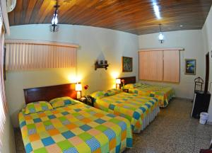 Hostal San Agustin Managua, Bed and breakfasts  Managua - big - 14