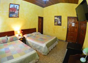 Hostal San Agustin Managua, Bed and breakfasts  Managua - big - 26