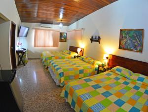 Hostal San Agustin Managua, Bed and Breakfasts  Managua - big - 11
