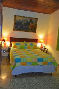 Hostal San Agustin Managua, Bed and Breakfasts  Managua - big - 28