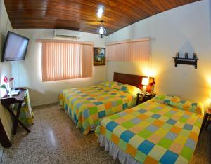 Hostal San Agustin Managua, Bed and Breakfasts  Managua - big - 9