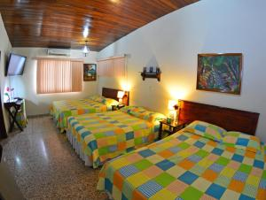Hostal San Agustin Managua, Bed and breakfasts  Managua - big - 32