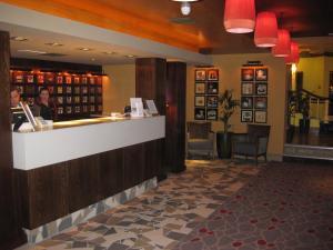 Cosmopolitan Hotel, Hotely  Leeds - big - 68