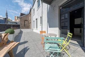 Smartflats Design - Cathédrale, Apartmány  Liège - big - 59