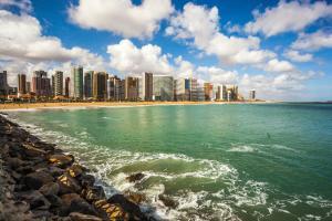 Varandas de Iracema, Appartamenti  Fortaleza - big - 10