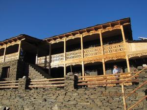 Guesthouse Lasharai, Hotels  Omalo - big - 21