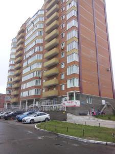 Apartment Zvezdova, Apartmanok  Omszk - big - 24