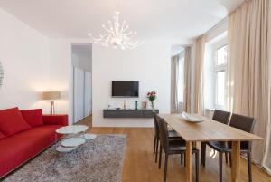 Rafael Kaiser – Budget Design Apartments Vienna, Apartmány  Viedeň - big - 26