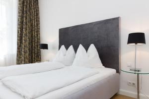 Rafael Kaiser – Budget Design Apartments Vienna, Апартаменты  Вена - big - 25