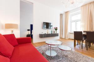 Rafael Kaiser – Budget Design Apartments Vienna, Апартаменты  Вена - big - 23