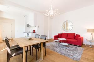 Rafael Kaiser – Budget Design Apartments Vienna, Апартаменты  Вена - big - 22