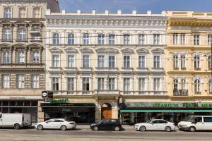 Rafael Kaiser – Budget Design Apartments Vienna, Apartmány  Viedeň - big - 21