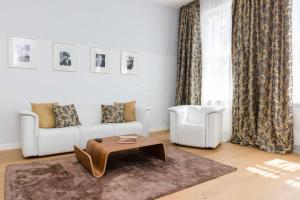 Rafael Kaiser – Budget Design Apartments Vienna, Apartmány  Viedeň - big - 20