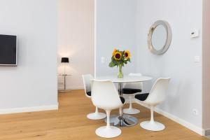 Rafael Kaiser – Budget Design Apartments Vienna, Апартаменты  Вена - big - 19