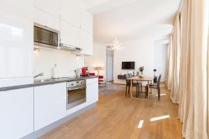 Rafael Kaiser – Budget Design Apartments Vienna, Apartmány  Viedeň - big - 16